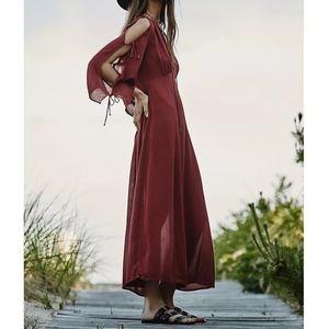 Free People | Prettiest Thing Midi Dress
